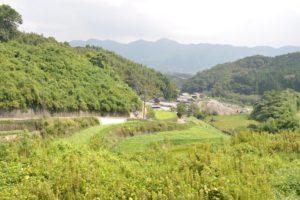 藤本さんの集落